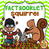 Squirrel Fact Booklet