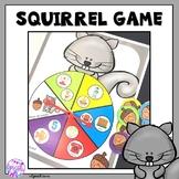 Squirrel Game Articulation and Language Companion