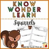 Squirrel KWL