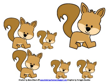 Squirrel Sort: Sorting by Size