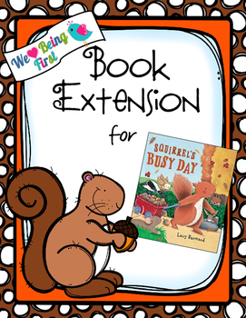 Squirrel's Busy Day Book Extension  for Grade 1-2