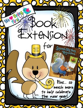 Squirrel's New Year's Resolutions Book Extension 1-2