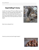 Squirrelling It Away - Patterns and Problem Solving