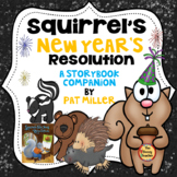 Squirrel's New Year's Resolution -A Mini Study with Digita