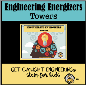 STEM Engineering Energizer : Squish and Stick Pasta Tower!