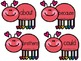 Squish the Bug (Slap it) !!! A Sight Word Game for Grade 2 (Set A)