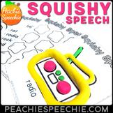 Squishy Speech: Play Dough Articulation