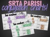 Srta Parisi | SAME CONJUGATIONS, DIFFERENT LOOK!