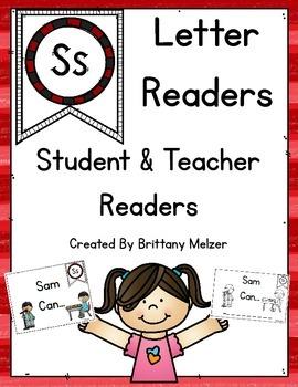 Ss Letter Readers