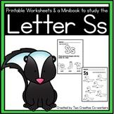 Letter S { Alphabet Practice }