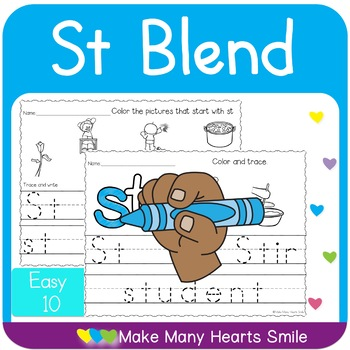 St Blend Sorts