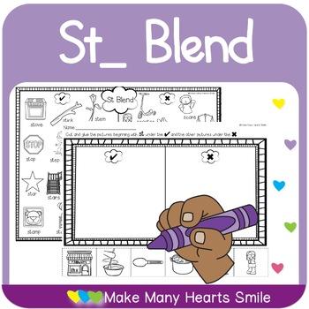 St Blend Sorts    MMHS3