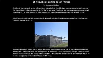 St. Augustine's Castillo de San Marcos PowerPoint