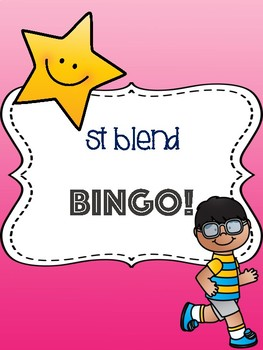 St Blend Bingo [10 playing cards]