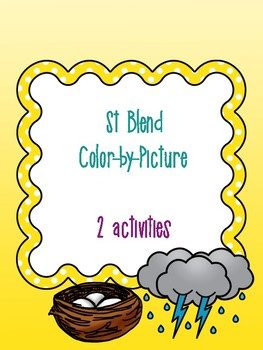 St Blend Color-by-Picture