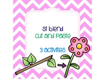 St Blend Cut and Paste