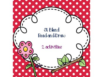 St Blend Read-and-Draw