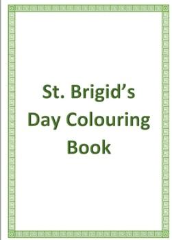 St Brigid's Coloring Book