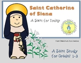 St Catherine of Siena - Short Saint Study