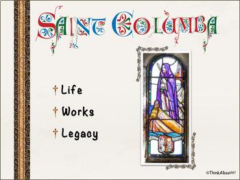 Christianity: St. Columba Presentation
