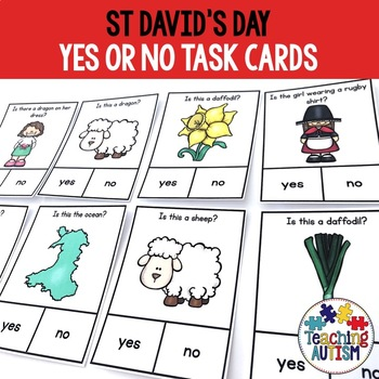 St David's Day Questions