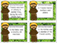 St. Francis of Assisi Task Cards: Nouns, Verbs, Adjectives