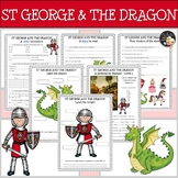 St George and the Dragon - EFL and Arts