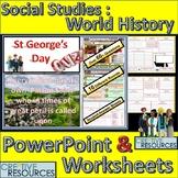 St George's Day Quiz World History - European Studies