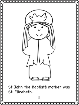 St. John The Baptist Booklet