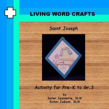 St. Joseph Pray For Us for Pre-K to Gr.3