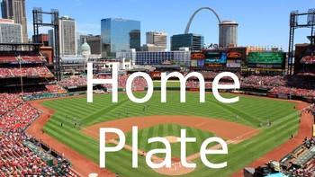 St. Louis Cardinals Baseball Clip Chart