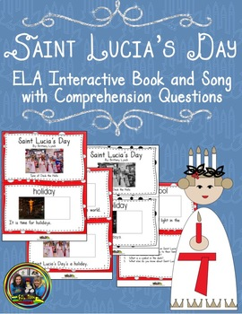 Around the World  Saint Lucia Vocabulary Book and Song