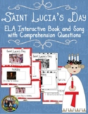 Around the World  Saint Lucia Vocabulary Book and Comprehension Questions