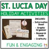 Holidays Around the World: St. Lucia Day Activities