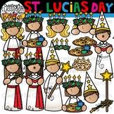 St. Lucia Day Clipart {Santa Lucia Clipart}