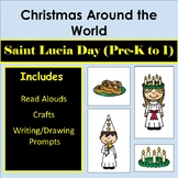St Lucia Day - Christmas Around the World - PreK-1