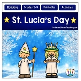 St. Lucia's Day Activity Pack with Articles, Activities, a