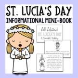 St. Lucia's Day Mini-Book
