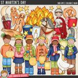 St Martin's Day Clip Art