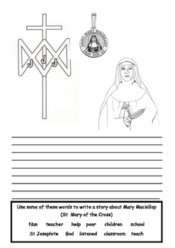 St Mary of the Cross (Mary MacKillop)