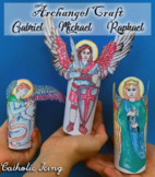 St. Michael And The Archangels Printable Craft Packet