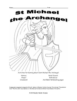 St Michael and the Angels Packet