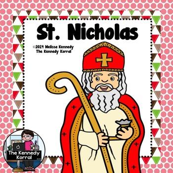 St. Nicholas {Christmas Around the World}