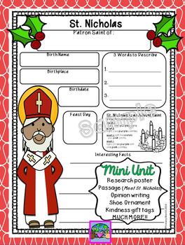 Saint Nicholas Mini Unit