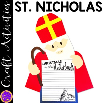 St. Nicholas/Sinterklaas: Holidays Around the World