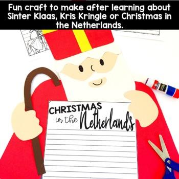 St. Nicholas/Sinterklaas: Holidays Around the World