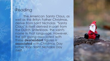 St Nick lvl 7 (Distance Learning)