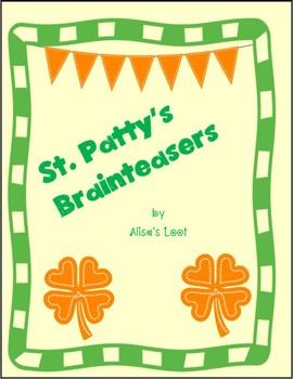 St. Patty's Brain Teasers