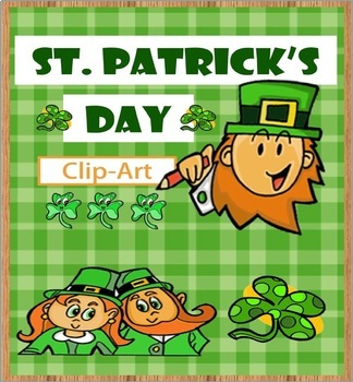 St Paddy's Day Clip Art