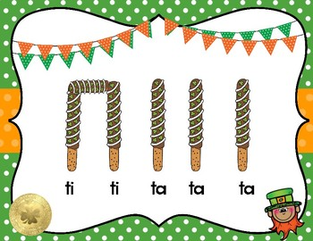 St. Paddy's Day Rhythms